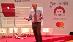 eShow Barcelona 2017: Ernesto Caccavale (Alibaba Group)