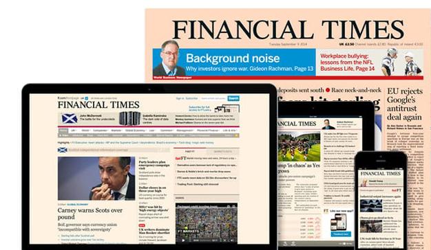 El Financial Times reafirma su compromiso contra el fraude en publicidad digital