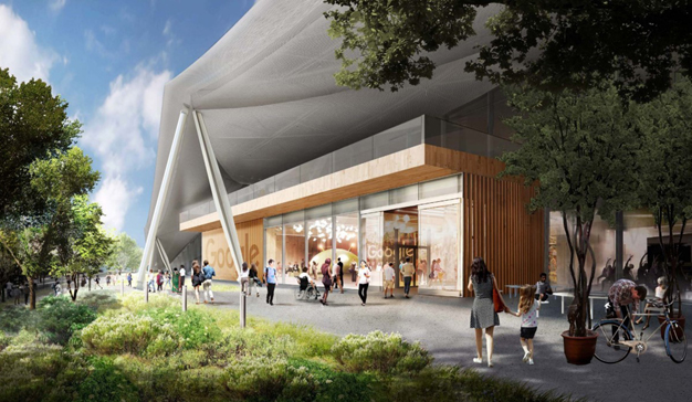 Google planea la construcción de un campus futurista en Mountain View