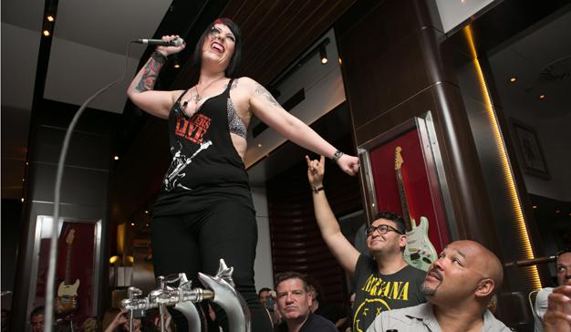 Hard Rock lanza una nueva edición del concurso mundial de bandas Hard Rock Rising con 1.000€ para el ganador
