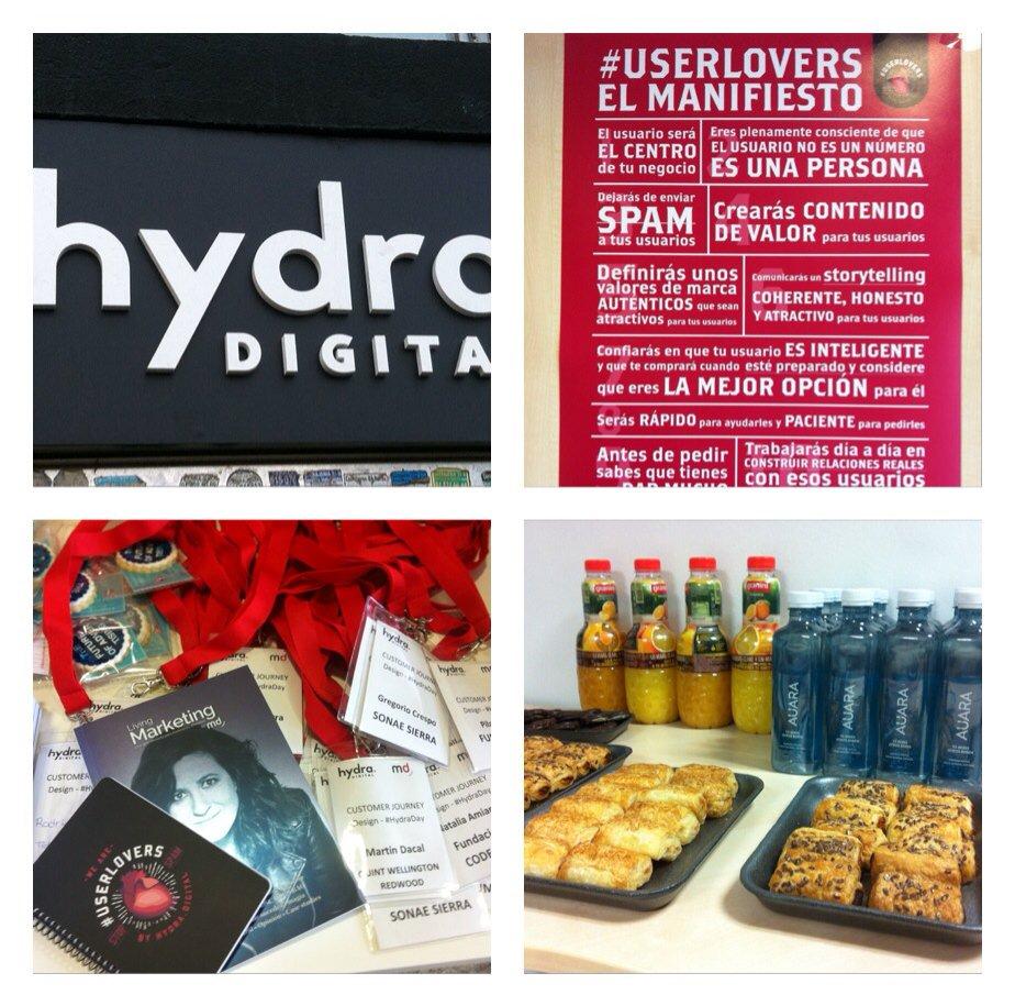 Customer Journey Design: descifrando el jeroglífico de la mente consumidor #HydraDays