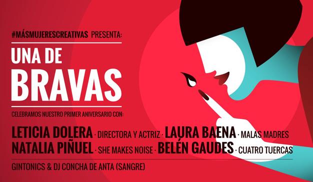 #MásMujeresCreativas celebra su primer aniversario con un evento repleto de mujeres inspiradoras