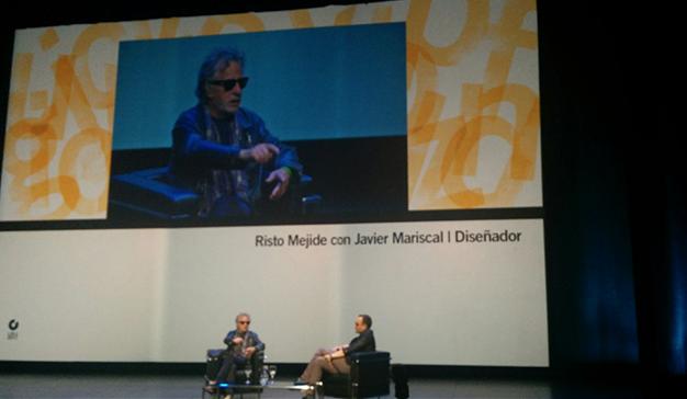 Cdec2017 risto mejide entrevista a javier mariscal for Mariscal disenador