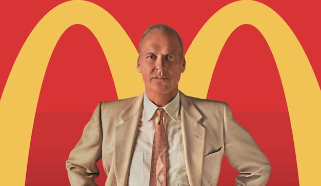 """""""El Fundador"""" o la cara menos amable del éxito empresarial de McDonald's"""