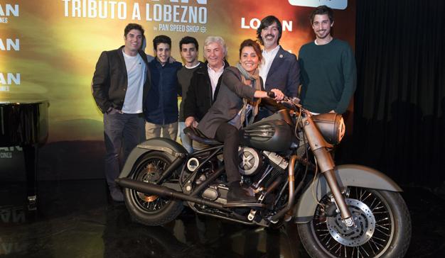 """""""La Moto de Logan"""", el gran tributo a Lobezno"""