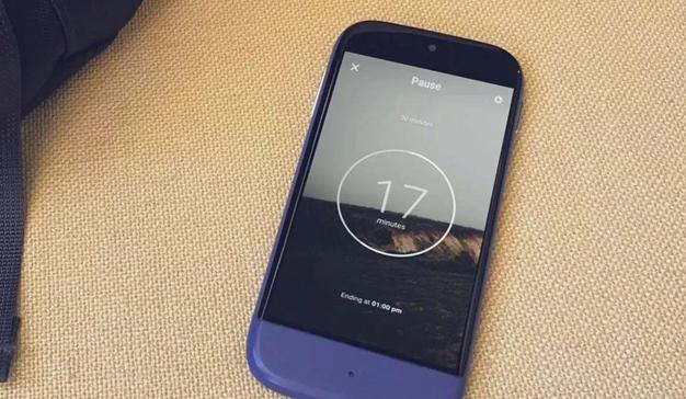 Siempo, el smartphone que nace para evitar las distracciones con el móvil