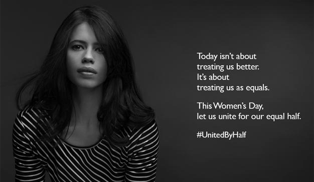 #UnitedByHalf, la campaña más arriesgada de Benetton en defensa de los derechos de la mujer