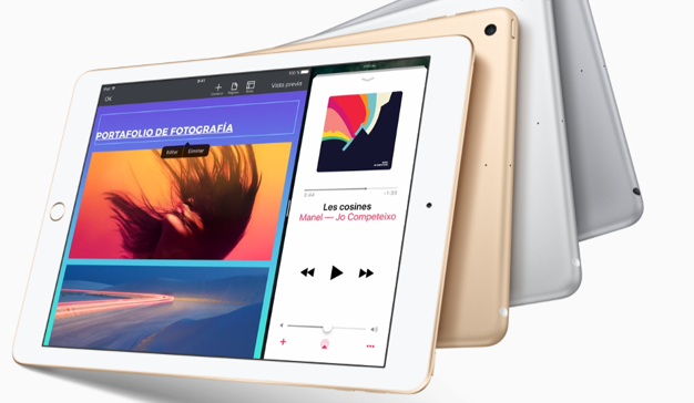 "Apple presenta su nuevo (y asequible) iPad despidiendo el apellido ""Air"""