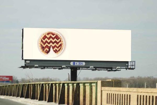 """""""Twin Peaks"""" sale poco a poco del horno con misteriosas y apetitosas vallas publicitarias"""
