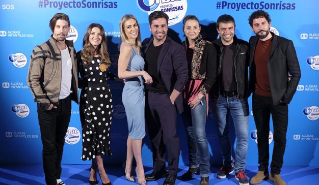 Siete artistas españoles ponen voz a la canción solidaria 'Tu Sonrisa'