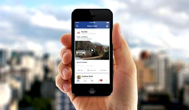 Facebook impulsa la publicidad en vídeo en mobile con la mayor campaña de su historia