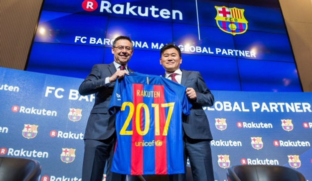 Wuaki.tv pasa a llamarse Rakuten.tv gracias al FC Barcelona