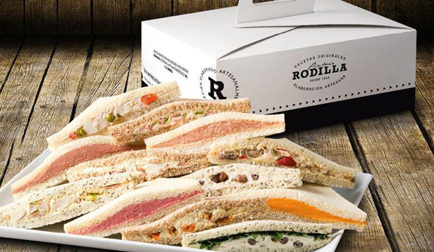 La cadena de sándwiches Rodilla se lanza al reparto a domicilio