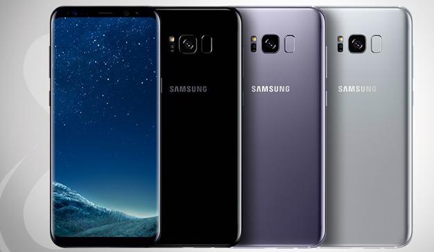 Samsung presenta el Galaxy S8: Una auténtica experiencia sin límites