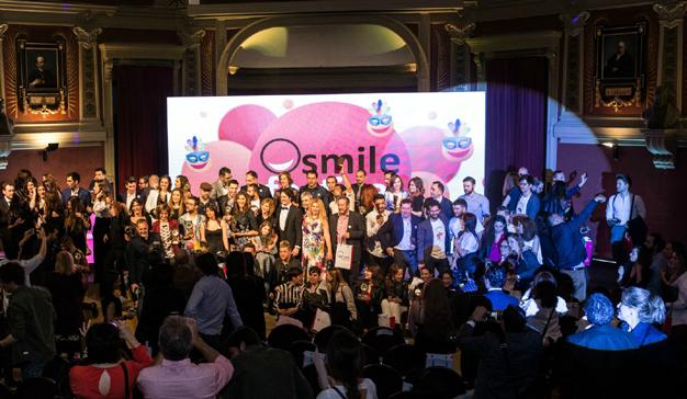 Volvió Smile Festival con un éxito rotundo en su séptima edición