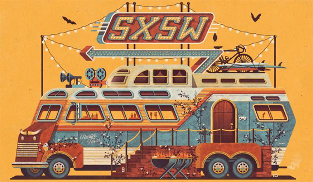 """5 razones por las que el festival SXSW es un """"hype"""" de tantísimo relumbrón"""
