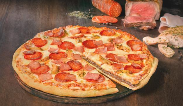 Telepizza lanza la carnívora gourmet para los amantes incondicionales de la carne
