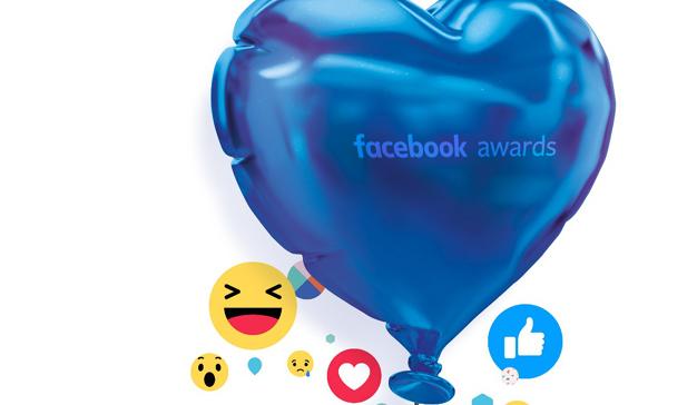 Los Facebook Awards 2017 abren sus inscripciones