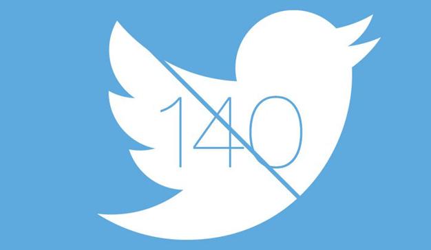 A partir de ahora Twitter no tendrá en cuenta las menciones en su límite de caracteres