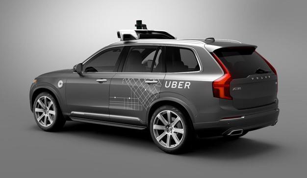 Uber suspende su programa de conducción autónoma tras un accidente en Arizona