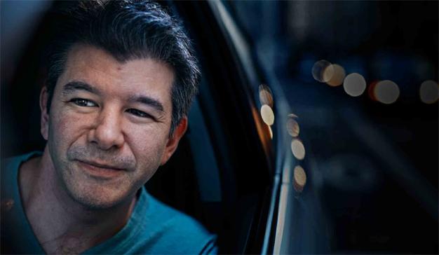 El CEO de Uber, pillado in fraganti mientras discute con uno de sus conductores