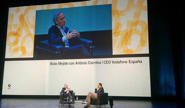 """António Coimbra (Vodafone): """"Las agencias deben trabajar desde el cliente y no para el cliente"""""""