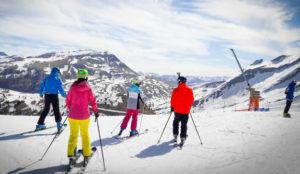 La estaciones de Aramón cierran una temporada extraordinaria con más de 1,2 millones de esquiadores