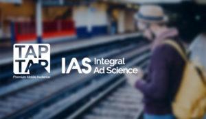 TAPTAP cuenta con Integral Ad Science para medir la visibilidad y protegerse del fraude publicitario