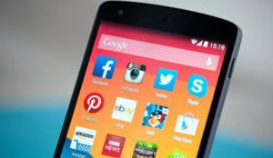 Los usuarios cada vez invierten más tiempo en las apps de móviles
