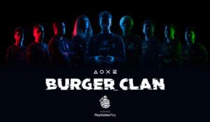Burger King y PlayStation crean Burger Clan, el primer servicio a domicilio adaptado a videojuegos
