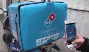 Telepizza se apropia de los anuncios de la competencia gracias al uso de la tecnología