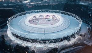 Vodafone inicia las negociaciones para patrocinar el Estadio Olímpico de Londres