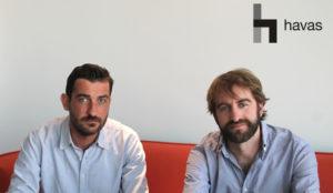Havas incorpora a Ignacio Soria y Arturo Benlloch como directores creativos