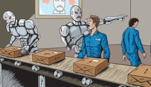 Los robots afectarán al 70% de los trabajos, pero