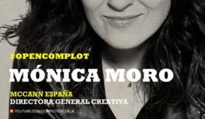 Nueva sesión de #OpenComplot con Mónica Moro