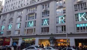Primark aumenta sus ingresos un 21% con respecto al año anterior
