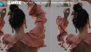 Glamour se reinventa con un nuevo diseño y estrategia editorial