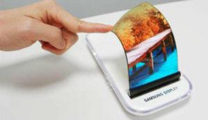 Samsung lanzará al mercado las pantallas plegables en sus smartphones en 2019