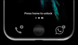 El iPhone 8 podría retrasar su salida por problemas con el sensor de huellas digitales