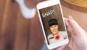 Snaplication: olvídese del CV, ahora la búsqueda de empleo se hace a través de Snapchat