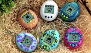 Bandai pone a la venta el Tamagotchi original con motivo de su 20º aniversario