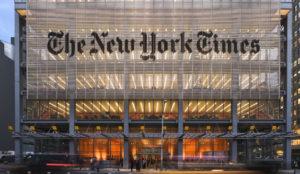 The New York Times o cómo sobrevivir al condenado modelo de la publicidad impresa
