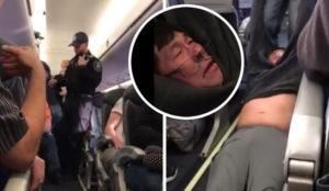 United Airlines echa a rastras a un pasajero de un avión y su marca queda para el arrastre