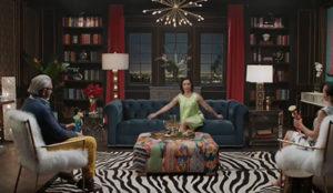 La coreógrafa de LaLaLand anima el spot de una marca de muebles con sus bailes