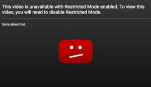 YouTube soluciona (tarde) los errores de filtro de contenidos LGBTQ en su modo restringido