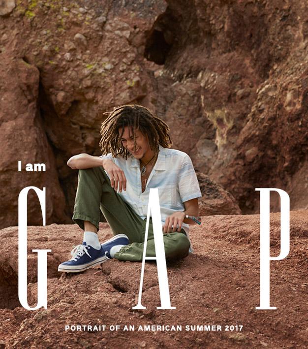 Gap lanza una nueva campaña con rostros anónimos en lugar de modelos