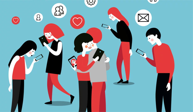 ¡No sin mi smartphone!  Sin el móvil a los millennials se les para el corazón (y la vida)