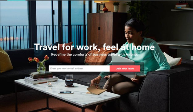 Airbnb lanza una campaña dedicada a los bussiness travelers