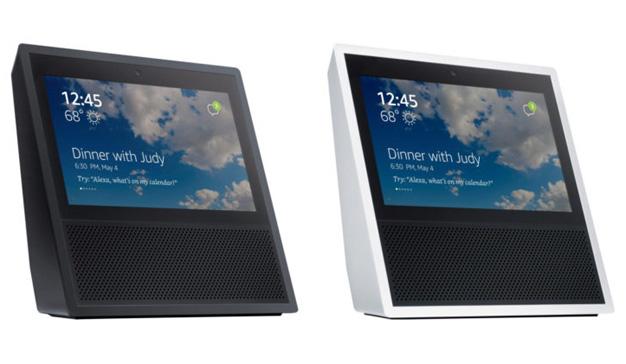 """Amazon """"parirá"""" hoy su nuevo Echo, que vendrá con una pantalla de 7 pulgadas bajo el brazo"""