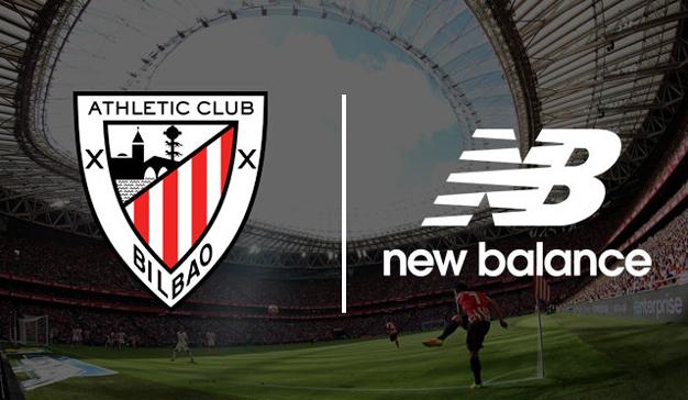 New Balance vestirá al Athletic de Bilbao a partir de la próxima temporada